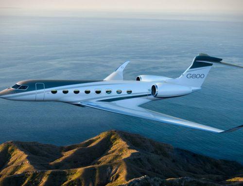 Gulfstream G800 Business Jet