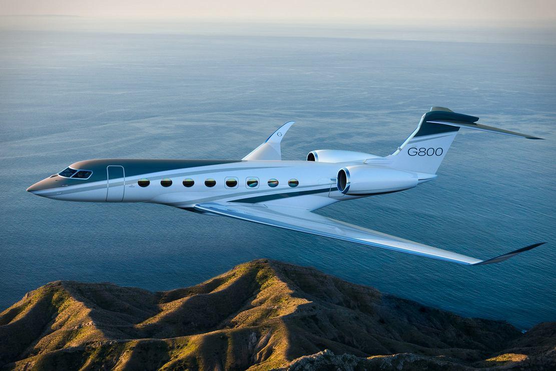Gulfstream G800 Business Jet (7)