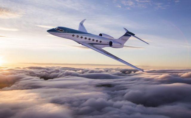 Gulfstream G800 Business Jet (5)