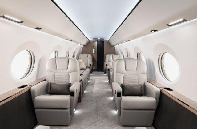 Gulfstream G800 Business Jet (4)