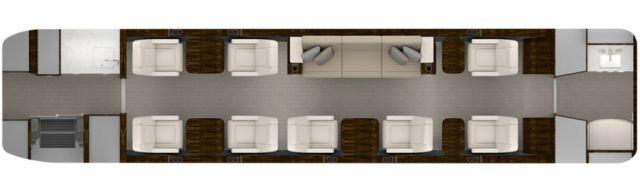 Gulfstream G800 Business Jet (1)