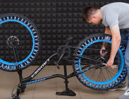 How to build an Airless Tire