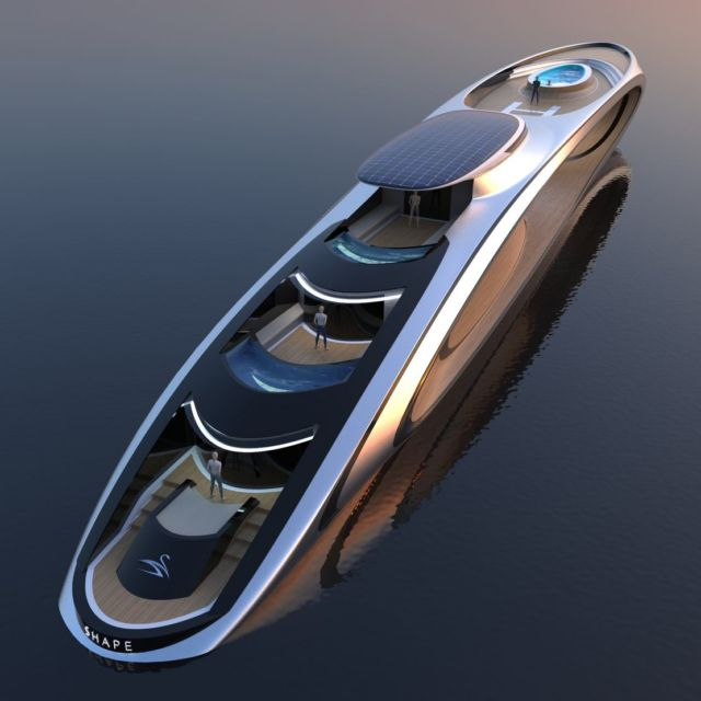 Lazzarini Shape Superyacht Concept (4)