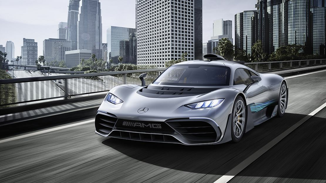 Mercedes-AMG's 'One' Hypercar will go into production Next Year (6)