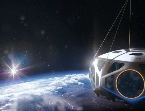 Space Tourism with World View balloon