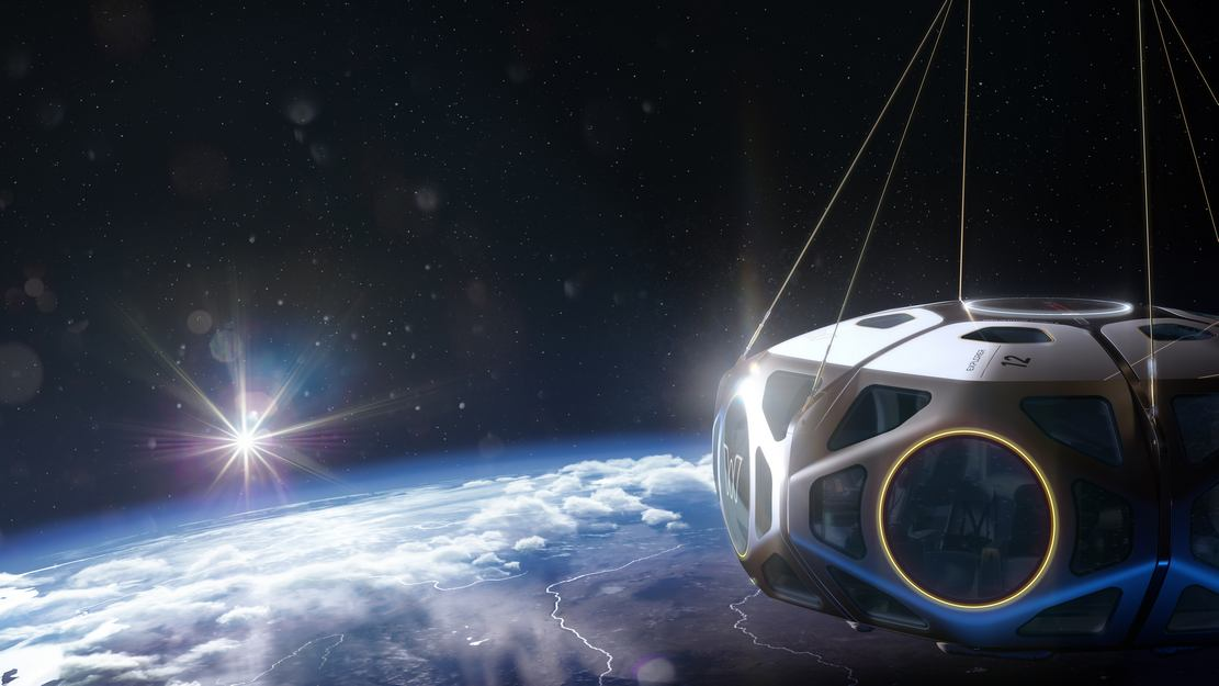 Space Tourism with World View balloon (8)