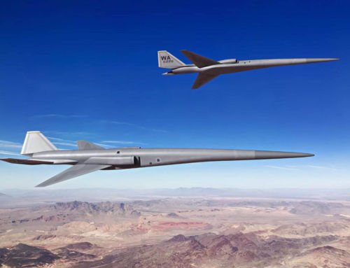 Supersonic Military Drones concept