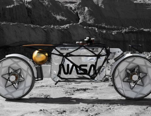 Tardigrade Lunar Motorcycle concept