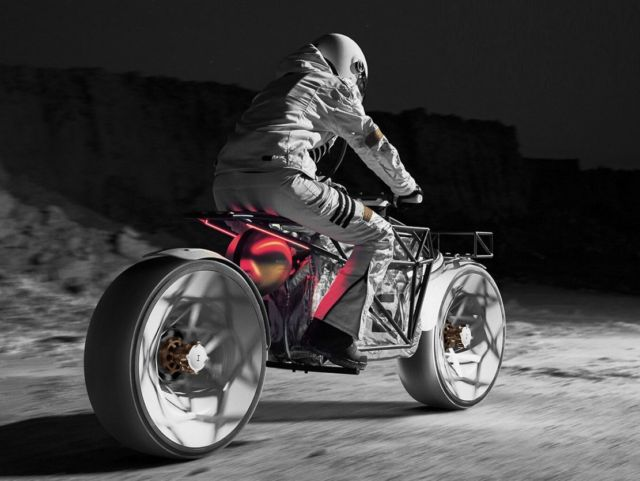 Tardigrade Lunar Motorcycle concept (5)