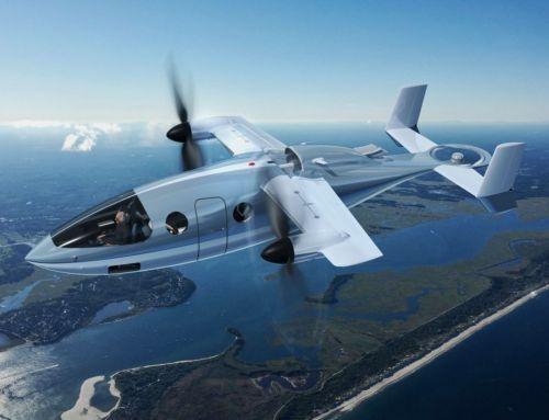 Transcend Air new Vy 400R VTOL