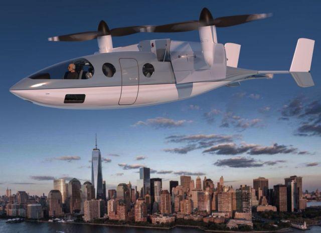 Transcend Air new Vy 400R VTOL (1)