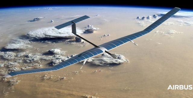 Zephyr Solar-Powered Aircraft (4)