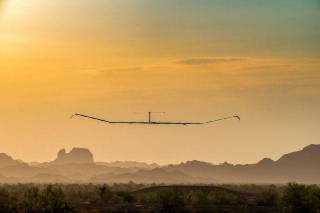 Zephyr Solar-Powered Aircraft (3)