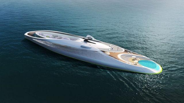 Zero-Carbon Superyacht Concept VY-01 (8)