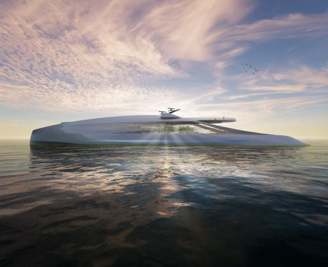 Zero-Carbon Superyacht Concept VY-01 (7)