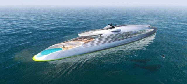Zero-Carbon Superyacht Concept VY-01 (2)