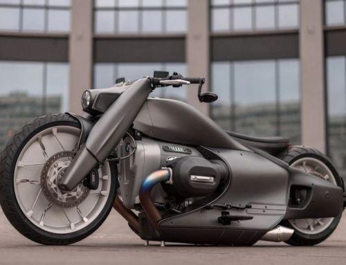 Zillers Garage BMW R 18 based custom motorbike