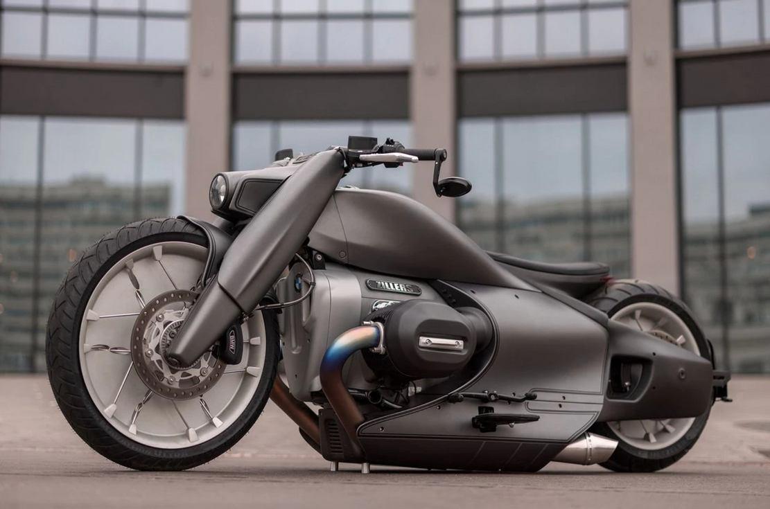 Zillers Garage BMW R 18 based custom motorbike (7)